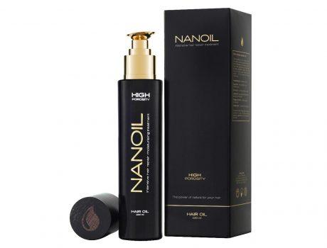 cele mai bune uleiuri de păr - Nanoil